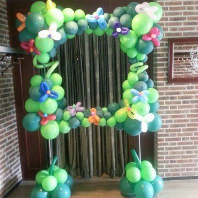 Ballon frame