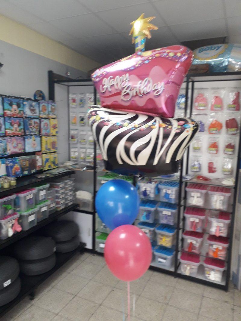 ballon deco helium