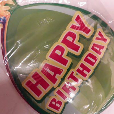 feest lijn happy birthday