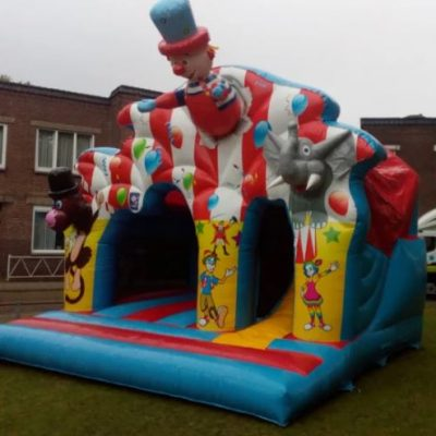 mega fun circus