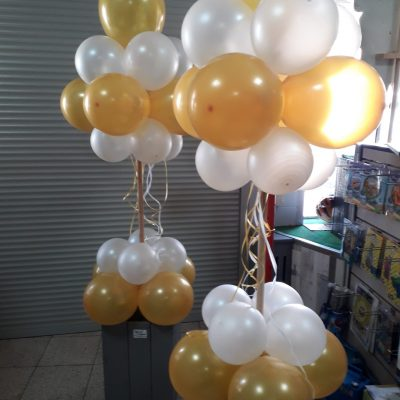 Ballon boom