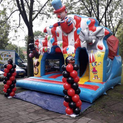 circus met disco