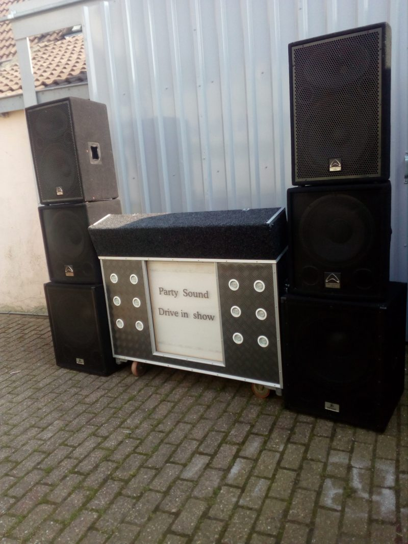 disco set