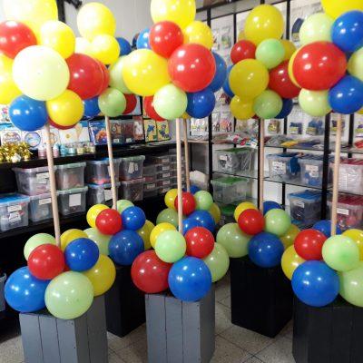 feest ballon boom