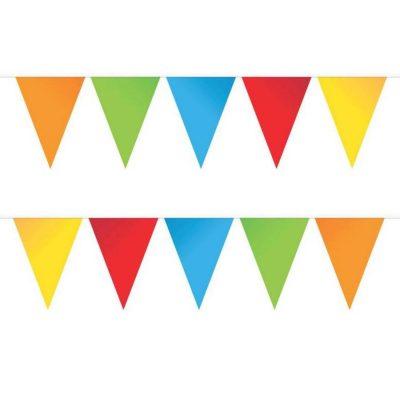 feest vlag lijn 10 meter
