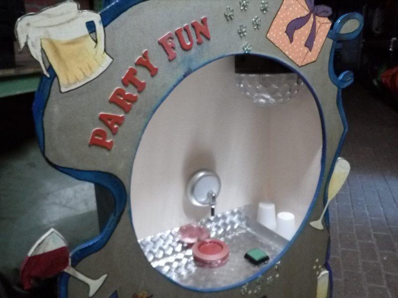 Fun disco sap tap