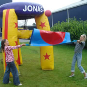 Jonas Fun Spel