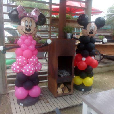 Micky en Mini