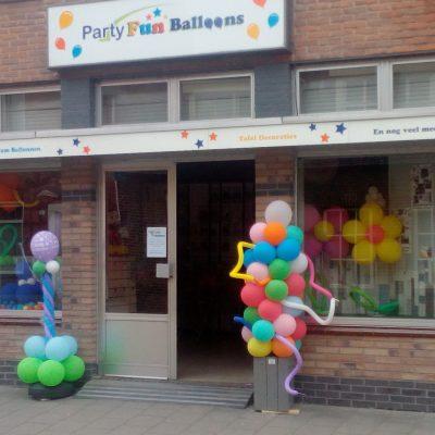 PartyFun verkoop