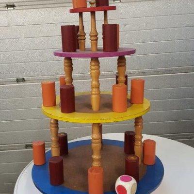 Pisa toren spel