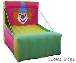Clown spel