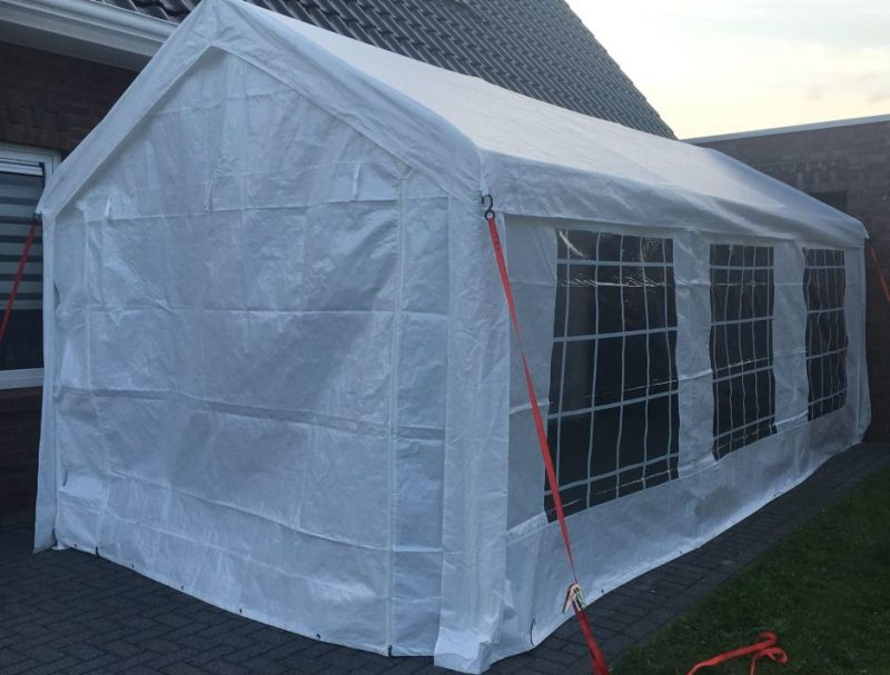 partytent 3 x 6
