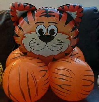 tijger deco